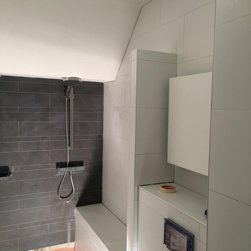 WWWaar Badkamer en wc verbouwing, gedaan door BMR in Leiden